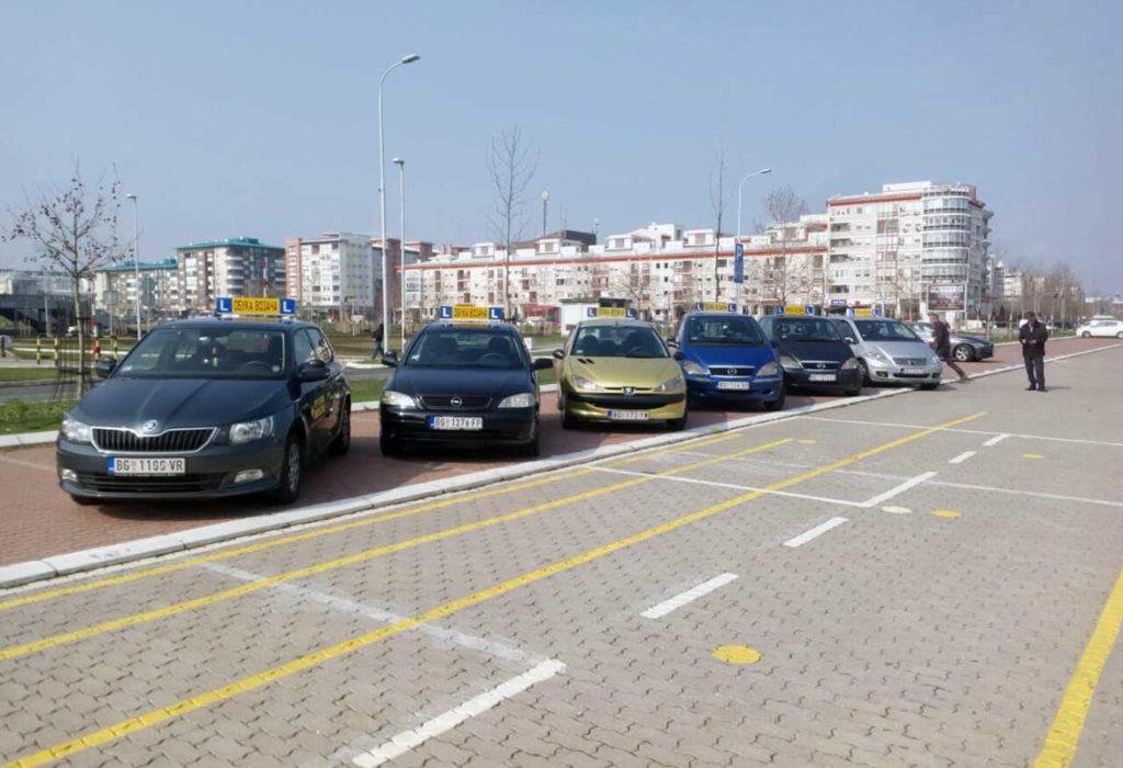 Auto škola Didaktik Novi Beograd