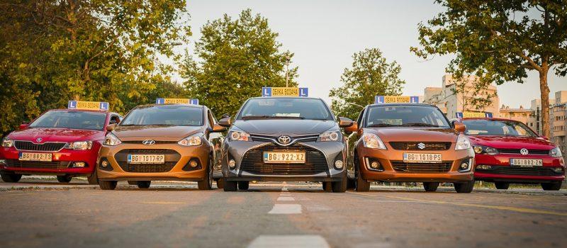 Auto škola Pavlin Novi Beograd