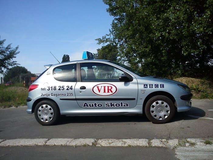 Auto škola Zona Vir Novi Beograd