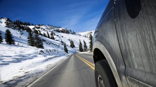 Vožnja u zimskim uslovima