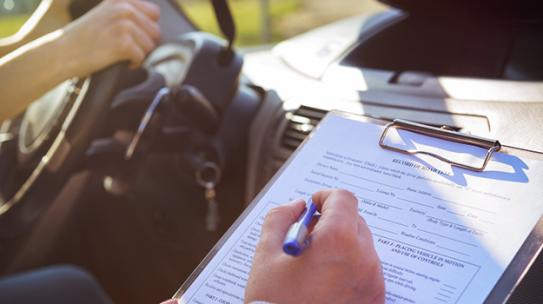 Praktični deo ispita za vozače – auto škola Bulevar