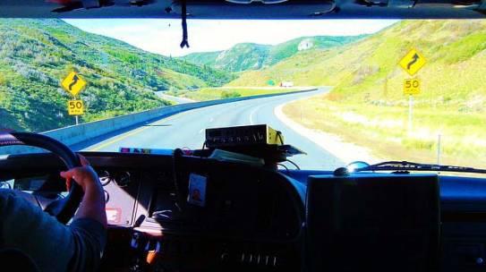 Kako do posla vozača kamiona?