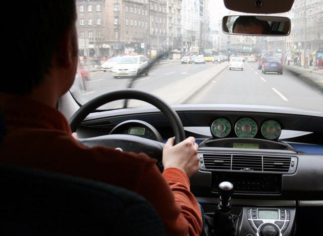 Potvrda umesto vozačke dozvole